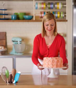 Anna Olson, ou l'appel des gâteaux