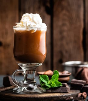Chocolat moka
