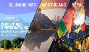 Conférences / rencontres d'information à Montréal