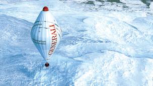 3 questions à… Jean-Louis Étienne:  Au pôle Nord en ballon
