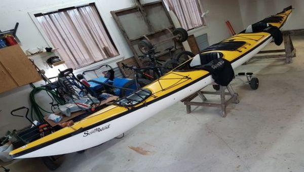 Kayak de mer tandem à vendre