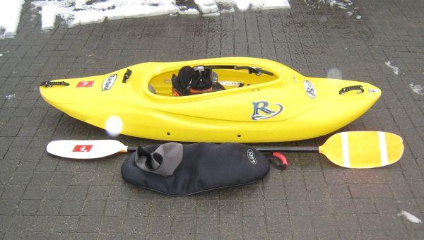 Kit Kayak Riot Turbo 47