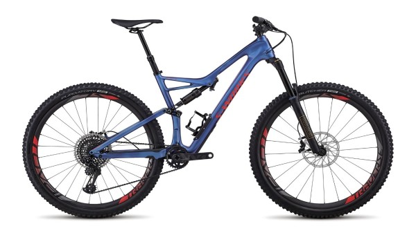 2018 Specialized S-Works Stumpjumper 29/6Fattie