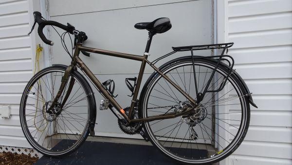 Opus vélo de cyclotourisme