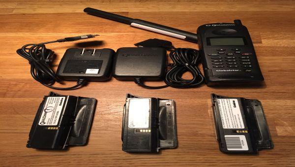 Téléphone par satellite – Globalstar – Qualcomm – GSP-1600