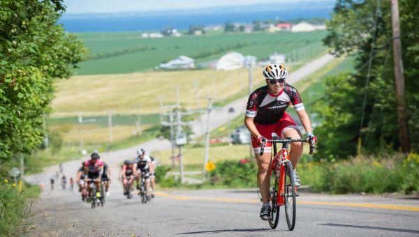 31e édition du Tour solidaire - l'événement cycliste au Saguenay-Lac-St-Jean!