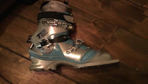 Bottes telemark scarpa T2 eco