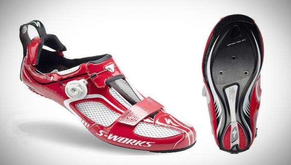 Souliers de triathlon S-Works Trivent taille 45