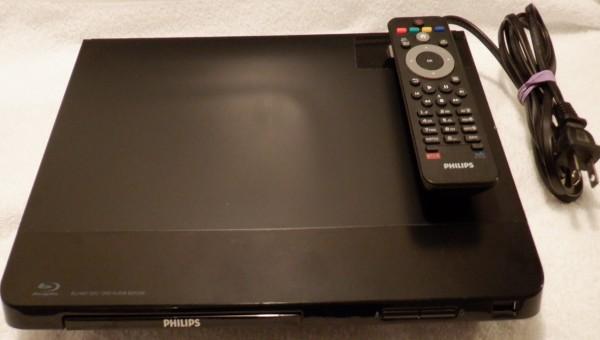 Lecteur Blu-Ray Philips