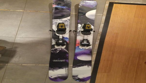 Skis Salomon Rocker 2 touring à vendre