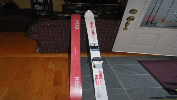 Skis alpins Head 185cm