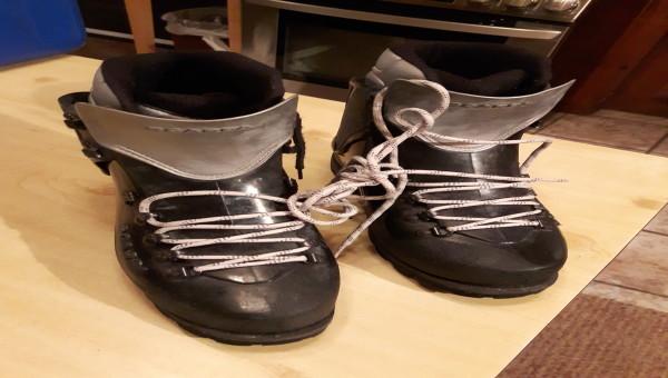 Botte d'alpiniste Scarpa Inverno à vendre.