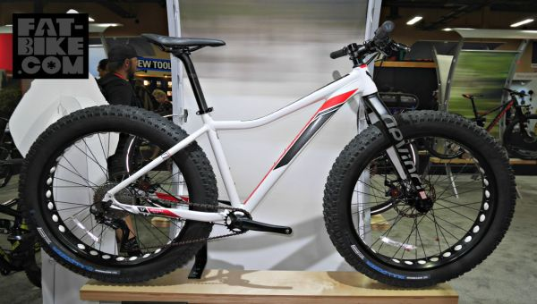 velo fat bike  Devinci Minus RS Fat-bike