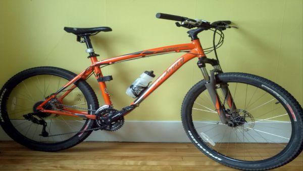 Vélo de montagne Specialized - Hardrock sport 2008