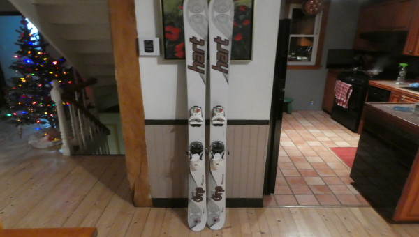 Skis alpins Hart One rocker à vendre
