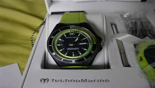 Technomarine Cruise Sport Watch
