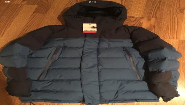 Manteau en Duvet Marmot NEUF à vendre