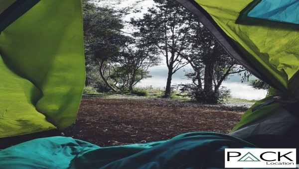 Location d'ensembles d'équipements complets de camping