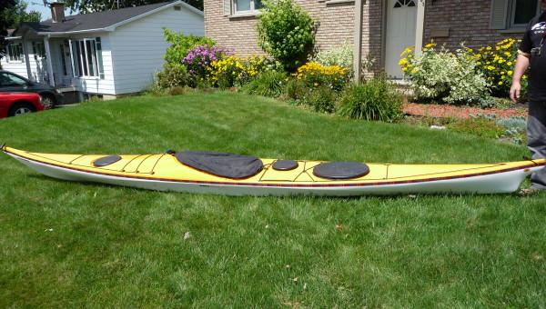 Kayak de mer Ellessmre Boreal Design 2008 fibre