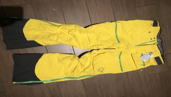 Pantalons en gore-tex