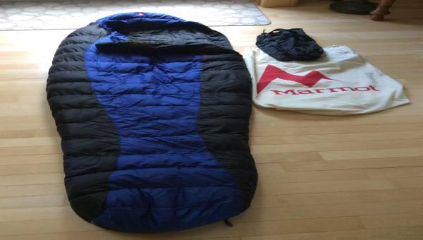 Sac de couchage Marmot Angel Fire Femme (-9C) à vendre