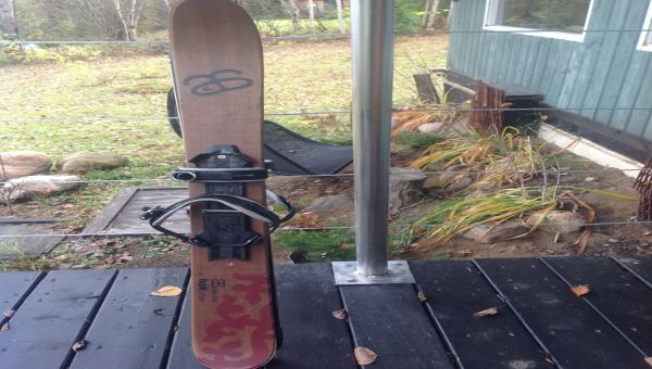 Ski HOK 125 cm