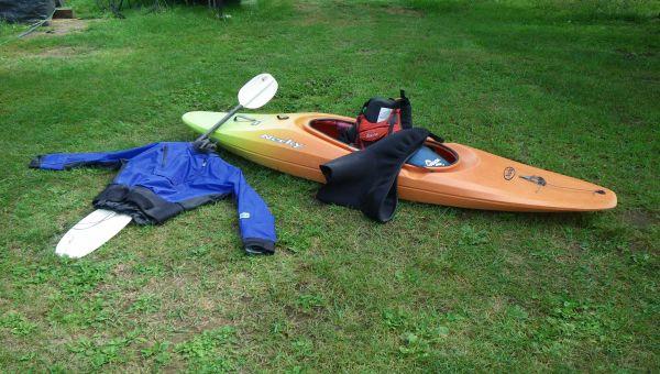 kayak 80pouces necky bliss