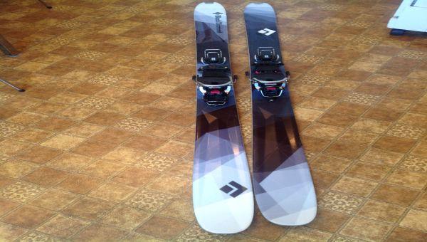 Skis de télémark: Fix Rottefella NTN Freedom/ BD Convert