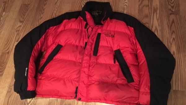 Manteau en duvet d'oie Mountain Hardware à vendre