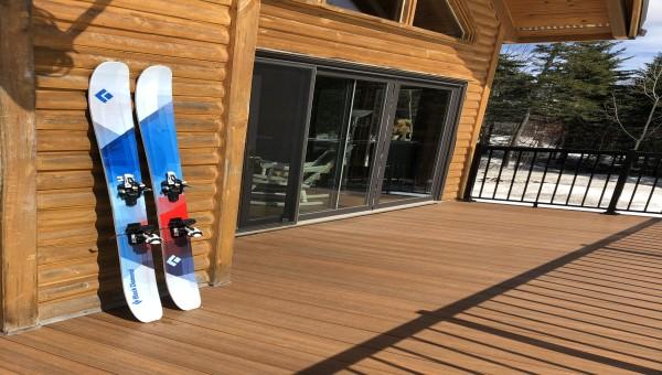 Skis hors-piste à vendre