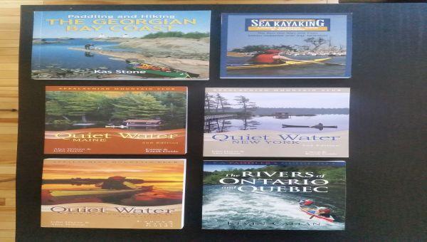 Livres de sports nautiques (Canot, kayak)