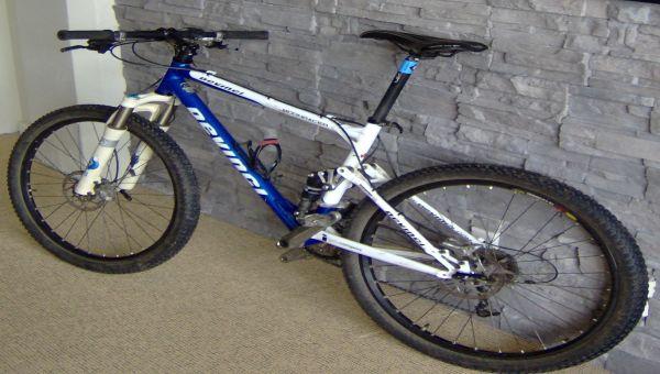 Vélo de montagne De Vinci Moonracer SL2