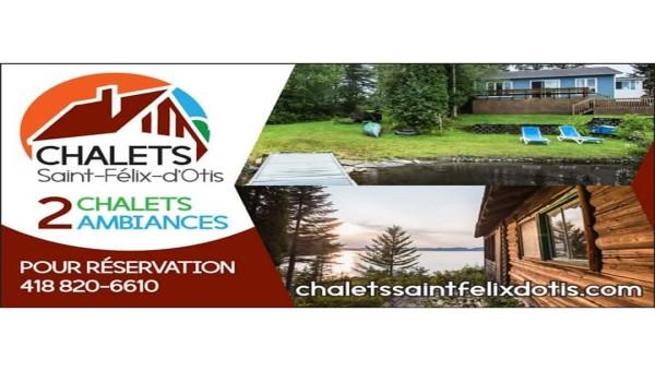 Chalets Saint-Félix-d'Otis