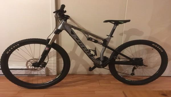 Vélo de montagne Kona Precept DL 2014, Medium, très propre.