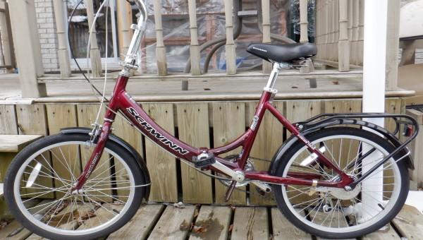 Vélo Schwinn Pliable