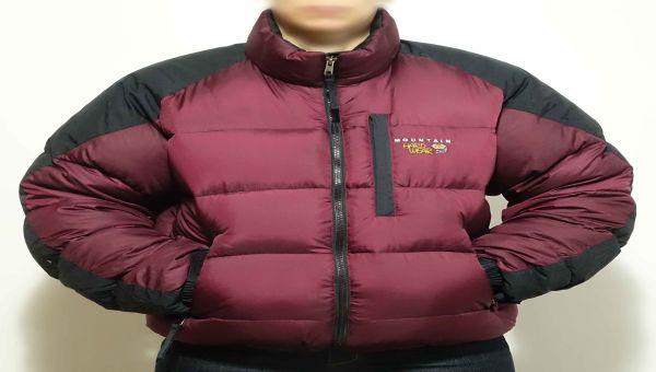 Manteau d'hiver isolé en duvet 650 (doudoune) Mountain Hardwear pour Femme grandeur 10