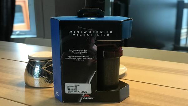Microfiltreur MSR