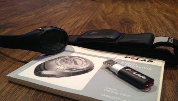 Montre cardio-altimetre Polar AXN 500