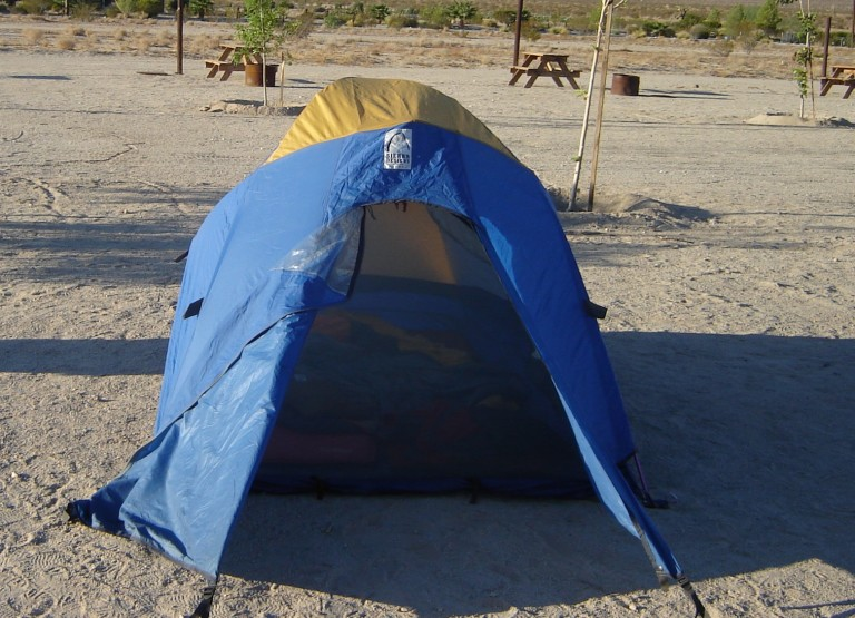 Tente Sierra Design pour 2 GRATUITE
