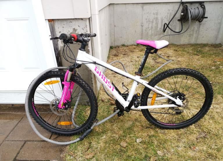 Vélo de montagne MEC ghost pour enfants à vendre