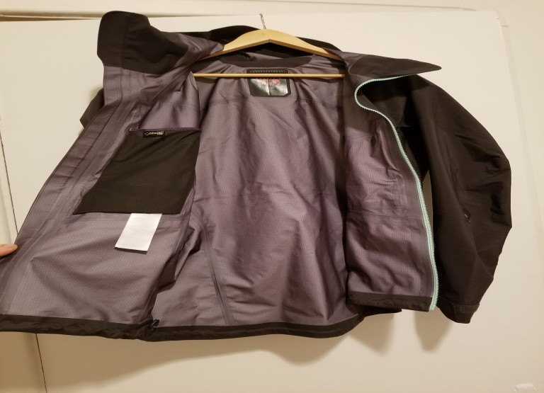 NEUF!!! Manteau de Goretex Pro Mountain Hardwear Exposure 2 Size Small
