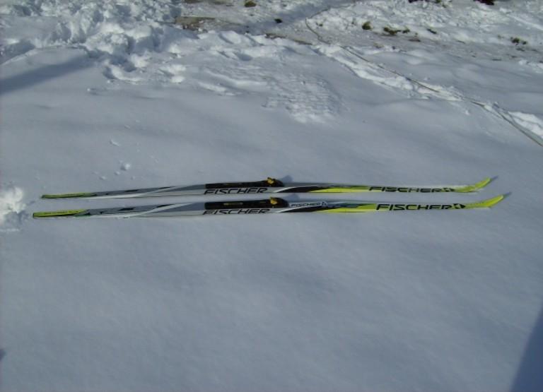 Ski de fond Fischer RCS Cassic Plus à vendre.