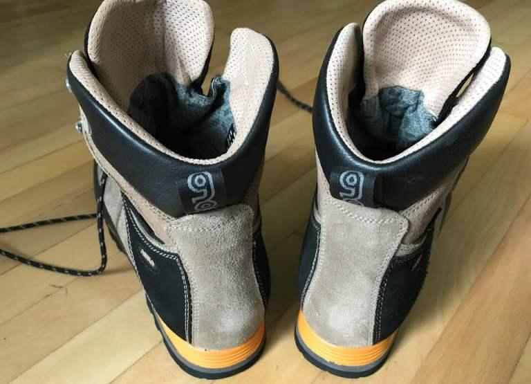 Bottes de montagne pour Homme, marque Asolo, modèle Khumbu GV
