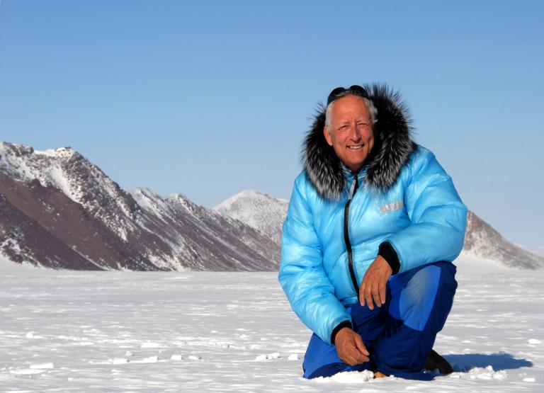 Conférence de M. Bernard Voyer, Explorateur