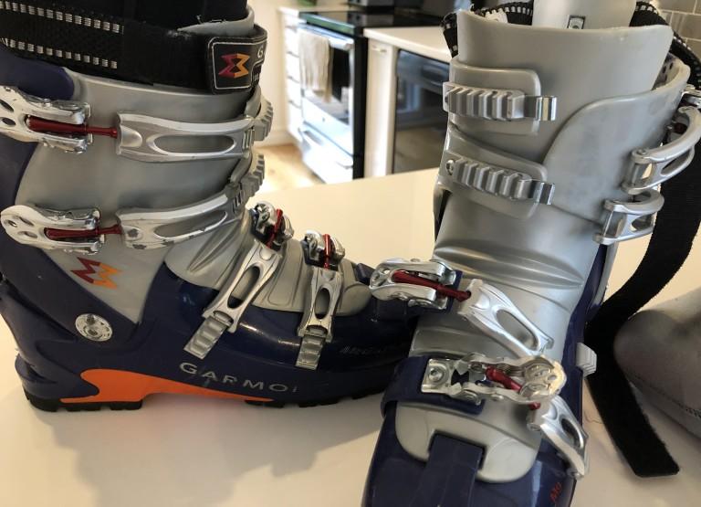 29 Alpine Ski Boots Garmont Megaride Mg