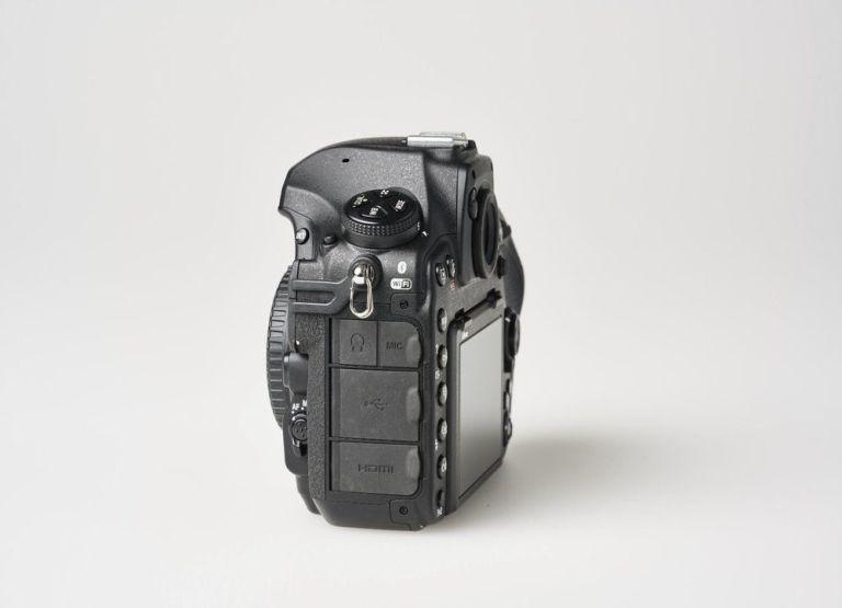 Nikon D850 dans son emballage d'origine