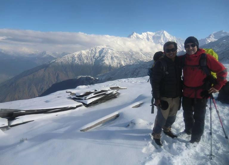 12 jours LANGTANG, HELAMBU via LAC GOSAIKUNDA Nepal