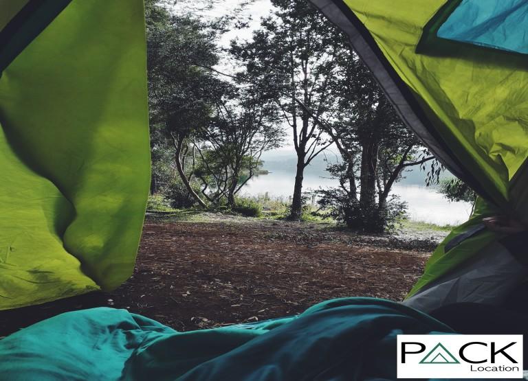 Location d'équipements de camping