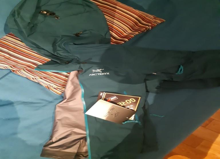 Manteau Arcteryx pour femme