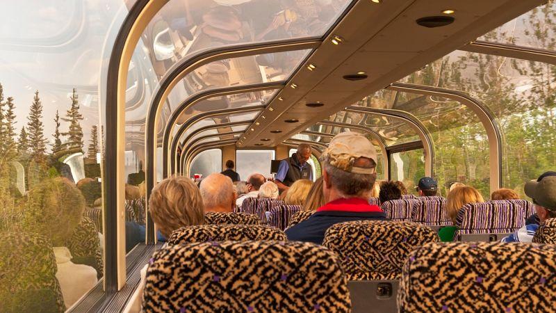 L 39 alaska en train l 39 aventure d 39 une vie espaces for L aventure interieur